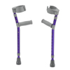 Inspired by Drive Pediatric Forearm Crutches DRV FC300-2GP