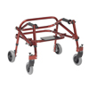 Inspired by Drive Nimbo 2G Lightweight Posterior Walker with Seat DRV KA1200S-2GCR
