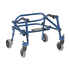 Inspired by Drive Nimbo 2G Lightweight Posterior Walker with Seat DRV KA1200S-2GKB