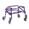 Inspired by Drive Nimbo 2G Lightweight Posterior Walker with Seat DRV KA1200S-2GWP