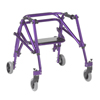 Inspired by Drive Nimbo 2G Lightweight Posterior Walker with Seat DRV KA2200S-2GWP