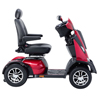 "Power Mobility: Drive Medical - King Cobra Executive Power Scooter, 4 Wheel, 22"" Captain Seat"