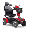 "Power Mobility: Drive Medical - Panther 4-Wheel Heavy Duty Scooter, 20"" Captain Seat"