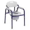 Inspired by Drive Pinniped Pediatric Commode, Blue DRV PC1000BL