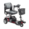 Drive Medical Phoenix Heavy Duty 3-Wheel Power Mobility Scooter, 20 Seat DRV PHOENIXHD3-20