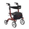 Drive Medical Nitro Euro Style Walker Rollator RTL10266