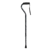 Drive Medical Foam Grip Offset Handle Walking Cane, Camouflage DRV RTL10303CF