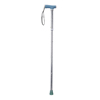 Drive Medical Folding Cane with Glow Gel Grip Handle RTL10304LB