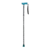 Drive Medical Folding Cane with Glow Gel Grip Handle RTL10304SM