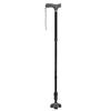 Drive Medical Flex N Go Adjustable Folding Cane with T Handle DRV RTL10305