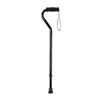 drive medical: Drive Medical - Foam Grip Offset Handle Walking Cane, Black