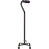 Drive Medical - Foam Grip Four Point Cane