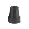 Drive Medical Replacement Cane Tip, 3/4 Diameter DRV RTL10322BKB
