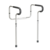 Drive Medical Toilet Safety Frame with Padded Armrests RTL12000