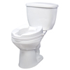 Rehabilitation: Drive Medical - Raised Toilet Seat with Lock, Standard Seat, 4""