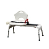 Drive Medical Folding Universal Sliding Transfer Bench RTL12075