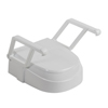 Drive Medical PreserveTech Universal Raised Toilet Seat DRV RTL12C002WH