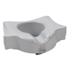 bathroom aids: Drive Medical - Heavy Duty Locking Raised Toilet Seat, 5""