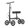 Drive Medical Steerable Folding Knee Walker Knee Scooter, Alternative to Crutches DRV RTL799