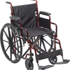 Drive Medical Rebel Lightweight Wheelchair RTLREB18DDA-SF
