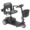 Power Mobility: Drive Medical - Spitfire EX2 3-Wheel Travel Scooter