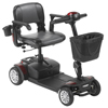 Power Mobility: Drive Medical - Spitfire EX2 4-Wheel Travel Scooter