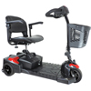 Power Mobility: Drive Medical - Scout Compact Travel Power Scooter, 3 Wheel