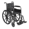 Drive Medical Silver Sport 2 Wheelchair SSP218FA-SF