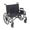 Rehabilitation: Drive Medical - Sentra Extra Wide Heavy Duty Wheelchair