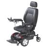 "Power Mobility: Drive Medical - Titan Front Wheel Power Wheelchair, Pan Seat, 20"" x 18"""