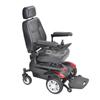 Drive Medical Titan X16 Front Wheel Power Wheelchair, Vented Captains Seat, 18 x 18 DRV TITANLB18CSX16