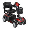 "Power Mobility: Drive Medical - Ventura Power Mobility Scooter, 4 Wheel, 18"" Folding Seat"
