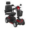 Power Mobility: Drive Medical - Ventura 4 Wheel Scooter w/Captain Seat