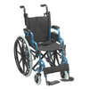 Inspired by Drive Wallaby Pediatric Folding Wheelchair DRV WB1400-2GJB