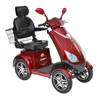 drive medical: Drive Medical - ZooMe-R 4-Wheel Recreational Power Scooter