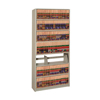 Datum Storage Solutions Prepackaged Starter Single Entry Shelving 12 X 36 X 76 DSS 761236-S7P