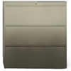 Datum Storage Solutions Lateral, 36 3 Drawer DSS 803-36L