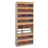 Datum Storage Solutions Prepackaged Starter Single Entry Shelving 12 X 36 X 88 DSS 881236-S8P