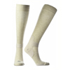 IQ Brands Doctors Choice Compression Over-the-Calf Socks DTC DC-934-L-TAN
