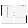 Clean and Green: Dated One-Page-per-Day Organizer Refill, January-December, 5 1/2 x 8 1/2, 2019