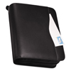 Day Timer Verona Leather Starter Set, 8 1/2 x 11, Black Cover DTM 83151