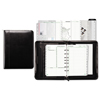 Day Timer Aristo Bonded Leather Starter Set, 5 1/2 x 8 1/2, Black DTM 84441