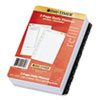 Day Timer Day-Timer® Two-Page-Per-Day Reference Refill DTM 928001601