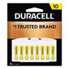 Duracell Duracell® Medical Battery DUR DA10B8ZM10