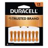 Duracell Duracell® Button Cell Battery DUR DA13B8ZM09