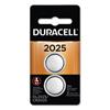 Duracell Duracell® Lithium Coin Batteries, 2 EA/PK DUR DL2025B2PK
