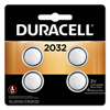 Duracell Duracell® Lithium Coin Battery DUR DL2032B4PK