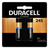 Duracell Duracell® Ultra High-Power Lithium Batteries DURDL245BPK