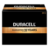 batteries: Duracell® CopperTop® Alkaline Batteries with Duralock Power Preserve™ Technology