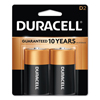 d batteries: Duracell® CopperTop® Alkaline Batteries
